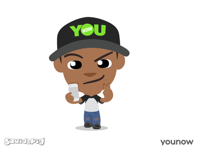 Stickers for YouNow   Corie Amazing app mobile streamer cute broadcaster you now younow kik messenger google stickers kawaii