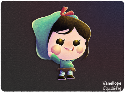 Vanellope | Disney Princess