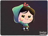 Vanellope   Disney Princess