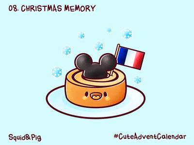 08. Christmas Memory #CuteAdventCalendar