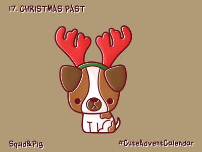 17. Christmas past #CuteAdventCalendar