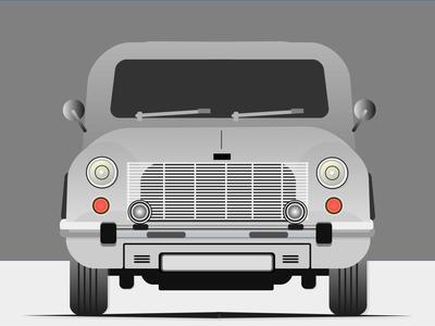 Ambassador (or an old bus)