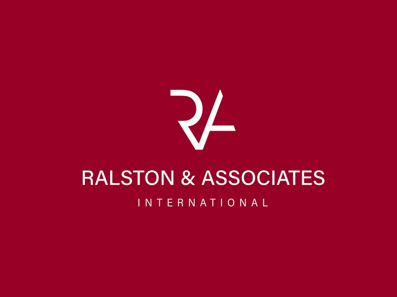 Ralston & Associates International graphic designer graphic design graphicdesign creative design creativity freelancer freelance logomarks logomark branding branding design logo design logodesign logosai logo logos