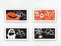 Halloween Discounts