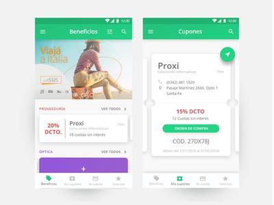 Screens App