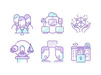 Icons Set SMD