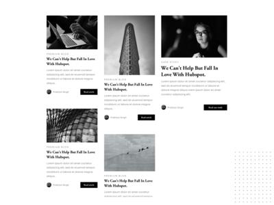 Blog Listing