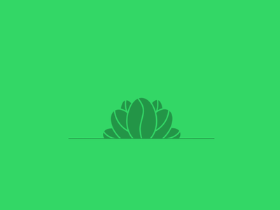 Coffee beans logo