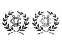 UC Logo Vectorization circa 2000