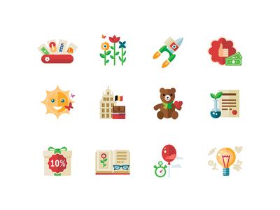 Lafaet Icons