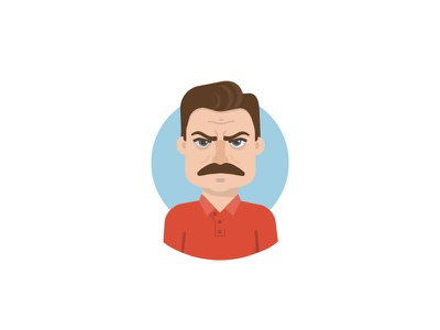 Ron Swanson parks and rec nick offerman ron swanson