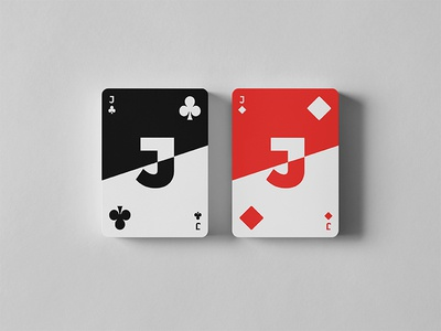 Split Playing Cards - Standard Edition