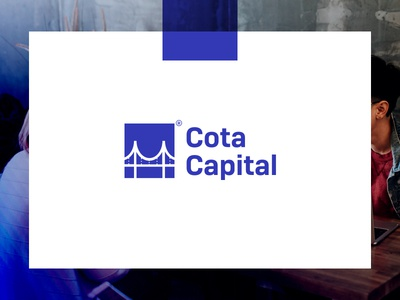 Cota Capital - Concept Series popular trending identity concept branding corporate firm investors investment venture capital logo