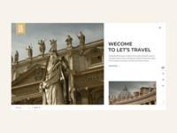 Tavago website Header