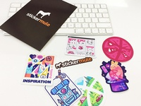 Gift from Stickermule