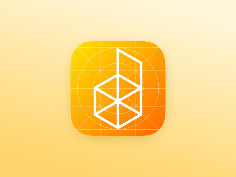 DailyUI /// #005 dailyui ddesign app icon