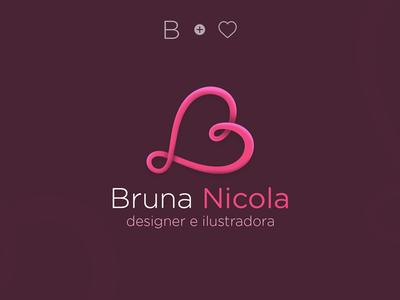 Logo for a friend