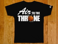 Air To The Throne