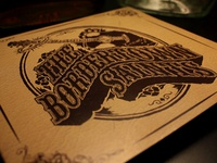 Bordertown Saints CD Art