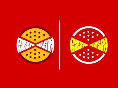 Pizza crispy