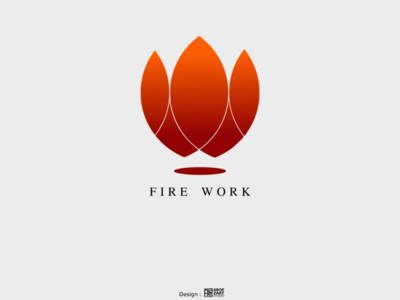 Fire work