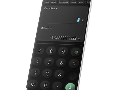 Samsung Galaxy S10+ Calculator neomorphism modification recent illustration illustrator trendy trend uidesign ui ui  ux ux uiux neomorphic design nemorphism