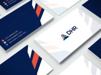 DHR - Brand identity