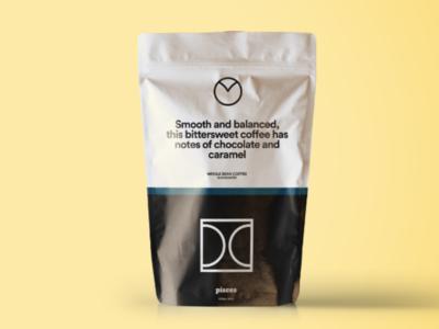 Capricorno Coffee Company branding design identity