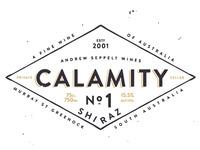 Calamity No.1 Shiraz