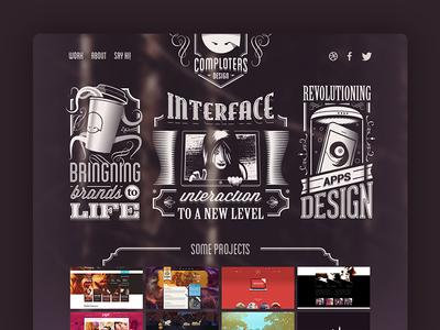 Comploter website