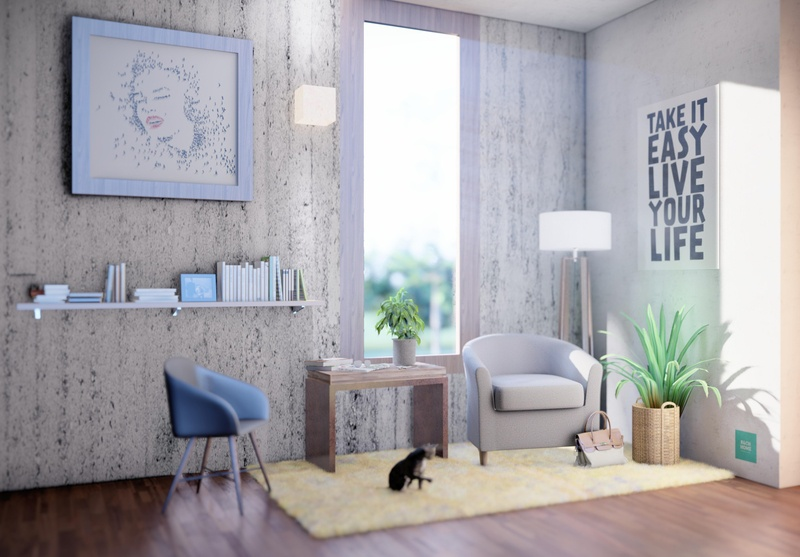 Interior Rendering walkthrough renders modeling lumion design autocad 3dsmax