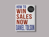 """Cover of the book """"How to Win Sales Now"""""""