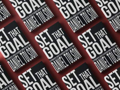 """Book cover of """"Set that Goal"""""""