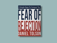 """The book cover of """"Fear of Rejection""""."""