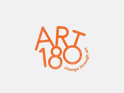 Art 180 Logo Redesign