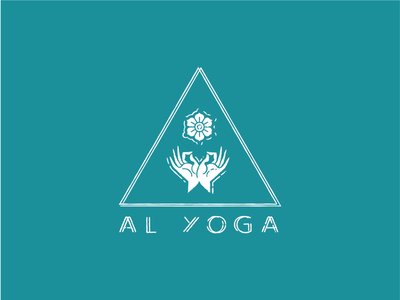 Rejected Yoga Logo vector illustrator hanuman yoga studio yoga logo yoga namaste