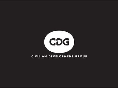 CDG Logo minimal design branding minimalism ai vector industry logo flat