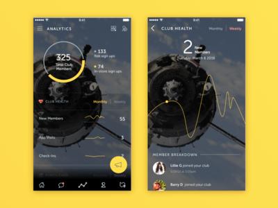 Customizable App Analytics