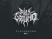 🤘 Metal Playground 🤘