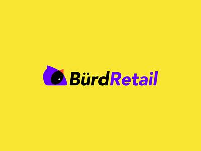 Burd Retail logo retail burd bird