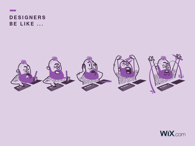 Designers be like ...