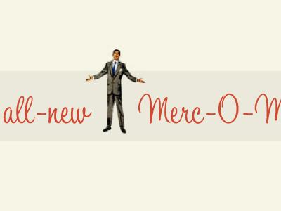 Merc-O red tamarillo beige typekit
