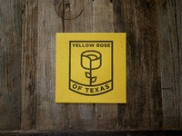 Yellow rose lg