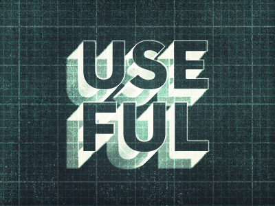 useful by trent walton dribbble