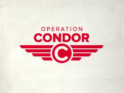 Operation Condor operation condor red proxima nova