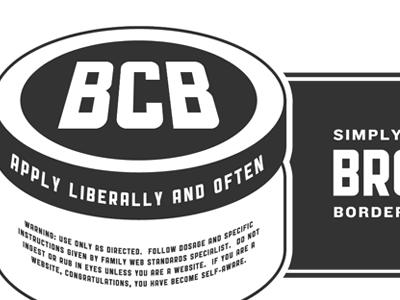 BCB new adventures conference black white illustration