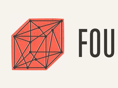 FOU blog webfonts orange beige trump gothic illustration