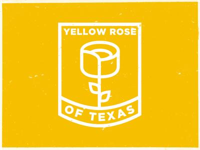 Yellow Rose of Texas yellow illustration texas heroes of texas