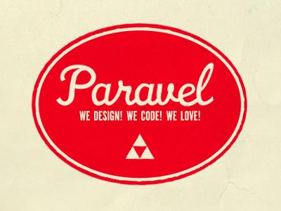 Paravel red paravel script alternate gothic