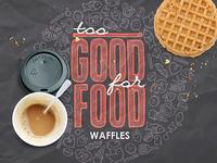 Good Food branding